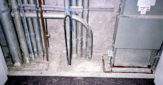 Bus duct - Image: Conduit busduct