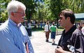 Congressman Miller attends the Rainbow Community Center's 5th Annual Pride on the Plaza (7369943722).jpg