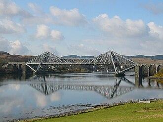 Connel Bridge - Image: Connel Bridge by Memestorm