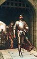 Conquest, by Edmund Blair Leighton.jpg