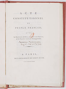 Constitution de 1793. Page 4 - Archives Nationales - AE-I-10-4.jpg