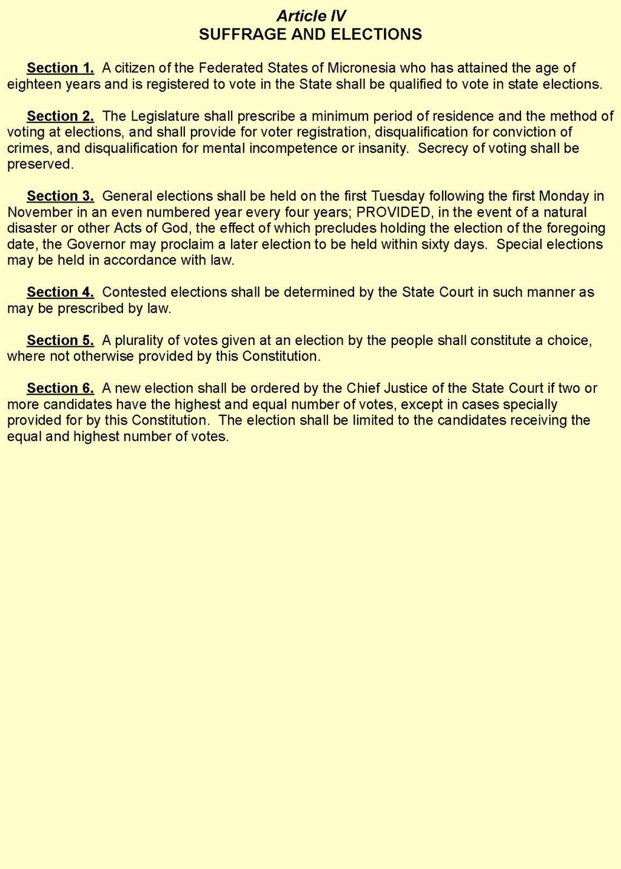 Page Constitution De L Etat De Yap De 1982 Amendee En 2006 Pdf 6