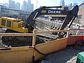 Construction vehicle north of Queen's Quay, 2015 09 23 (5).JPG - panoramio.jpg