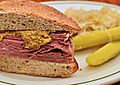 Corned beef sandwich with brown mustard.jpg