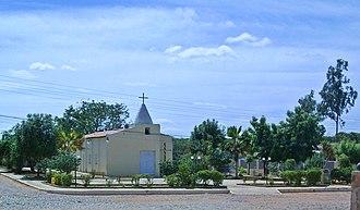 Coronel José Dias - Image: Coronel jose dias+igreja matriz+praça central
