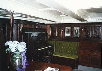 Coronet (yacht) - Image: Coronet (yacht) 1885 01