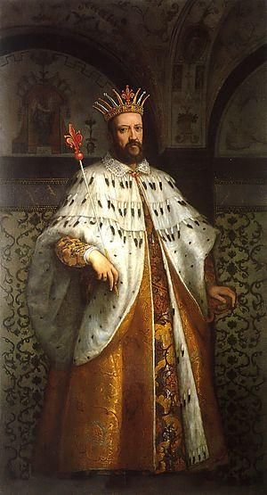 Grand Duchy of Tuscany - Cosimo I de' Medici