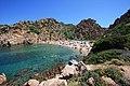 Costa Paradiso, spiaggia di Li Cossi da sud ovest - panoramio.jpg