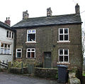Cottage adjoining rear of Fox Inn.JPG
