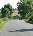 Country Road near Great Glen - geograph.org.uk - 500130.jpg