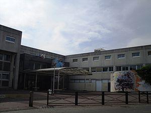 Courcouronnes - Lycée Georges Brassens