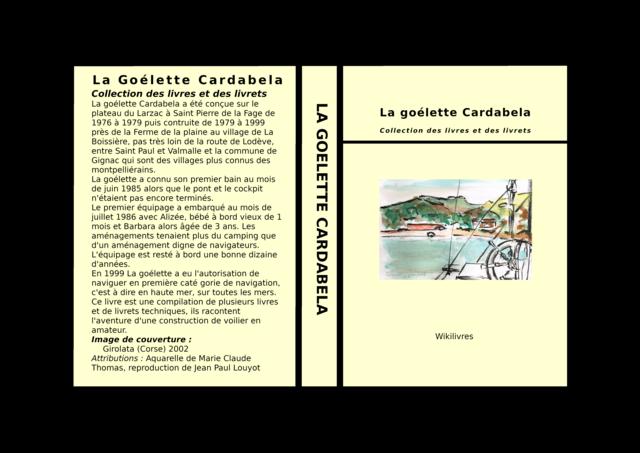 File Couverture Du Livre La Goelette Cardabela 480 Pages Xcf Wikimedia Commons