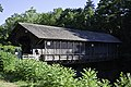Covered Bridge and Pumping Station, Greenfield, Franklin County, Massachusetts - panoramio.jpg