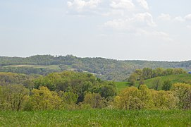 Cowanshannock Township hills and forests.jpg
