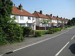 Cowley, London - Image: Cowley, Peachey Lane (1) geograph.org.uk 801322