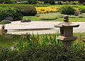 Cowra Japanese Gardens lake and shrubs.jpg