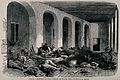 Crimean War, Russia; appalling conditions as seen in the int Wellcome V0015411.jpg