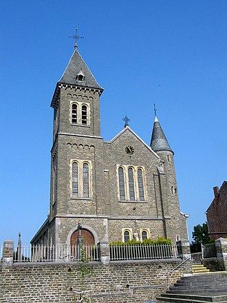 Crisnée - Church of Saint Maurice
