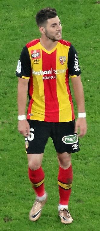 Cristian López - Cristian with Lens in 2016