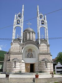 Church in Leposavić