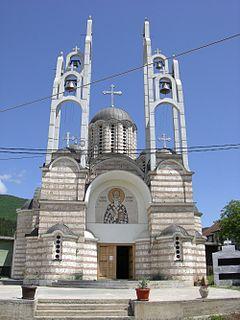 Leposavić Town and municipality in District of Mitrovica, Kosovo
