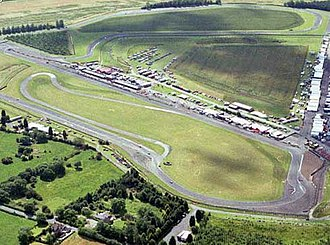 RAF Croft - Croft Circuit, North Yorkshire.