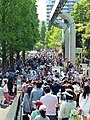 Crowds @ Ueno Zoo (9407077707).jpg