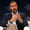 Crown Prince Haakon of Norway - World Economic Forum on Latin America 2012.jpg