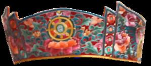 Wedding of Jigme Khesar Namgyel Wangchuck and Jetsun Pema - Phoenix Crown.