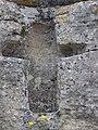 Cruz Visigoda tallada en la roca - panoramio.jpg