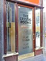 Crystal Rooms, Leicester Square entrance.jpg