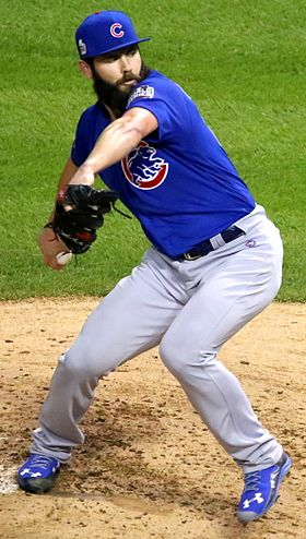 Image illustrative de l'article Jake Arrieta