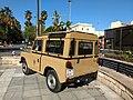 Cuerpo Nacional de Policía (España), automóvil Land Rover Santana 88 Especial, CPN 8001 S (30015161827).jpg