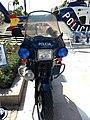 Cuerpo Nacional de Policía (España), motocicleta Kawasaki GPz 550, Patrulla de Seguridad Ciudadana, DGP-G4004 (30011041437).jpg