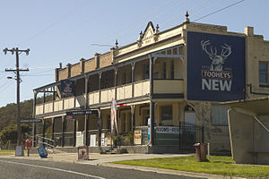 Cullen Bullen, New South Wales - Royal Hotel, Cullen Bullen, New South Wales