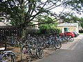 Cycle park - Downing College - geograph.org.uk - 974603.jpg
