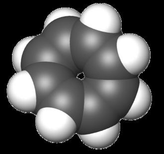 Cyclooctatetraene - Image: Cyclooctatetraene 3d