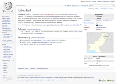 Czech Wikipedia article screenshot 01.png