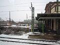 Düren ~ Blick von der Schnellfahrstrecke Köln–Aachen ~ Januar 2015 (7).JPG