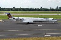 D-ACNE - CRJ9 - Lufthansa