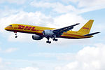 D-ALEA Boeing 757 DHL (14601000619).jpg