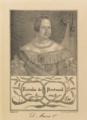 D. Maria 2.ª - Macphail Lith, Lith. R. N. dos M.tes N.º14 Lx.ª.png