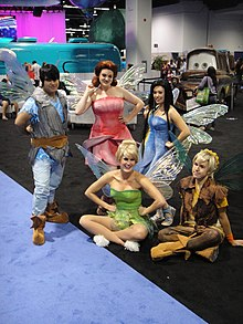 D23 Expo 2011 - a bunch of fairies (6080870497).jpg