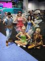 D23 Expo 2011 - a bunch of fairies (6080870497).jpg