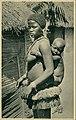 DC - 1ª Exposição Colonial Portuguesa, Porto, 1934 - Nº 69 - Mulher Bijagoz com o filho - Guiné.jpg