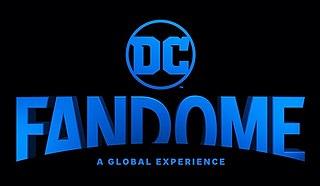 DC FanDome Multi-genre entertainment and comic convention