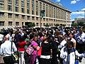 DC earthquake evacuation 2011.jpg