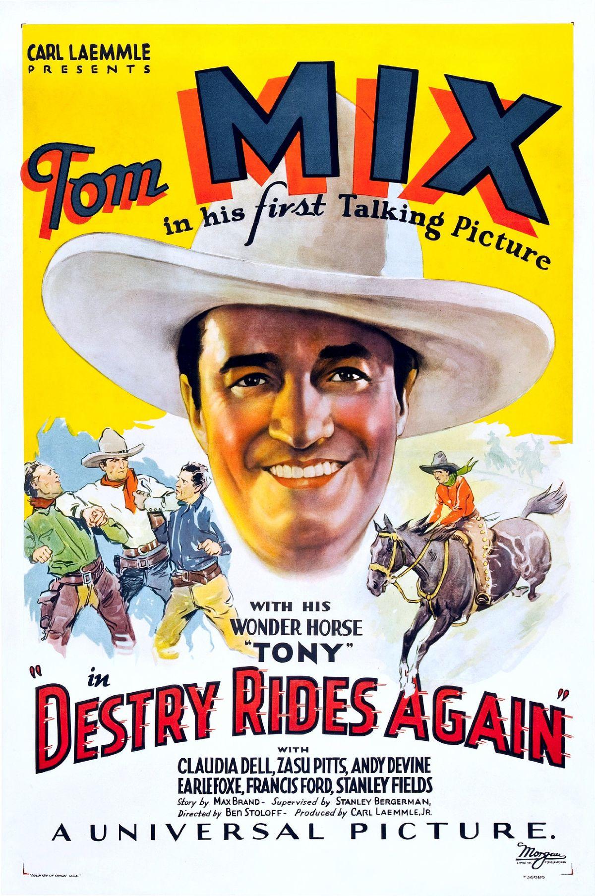 Movie destry rides again