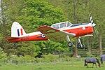 DHC-1 Chipmunk 22 'WK630' (G-BXDG) (32997664706).jpg