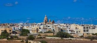 Siġġiewi - Skyline of Siġġiewi
